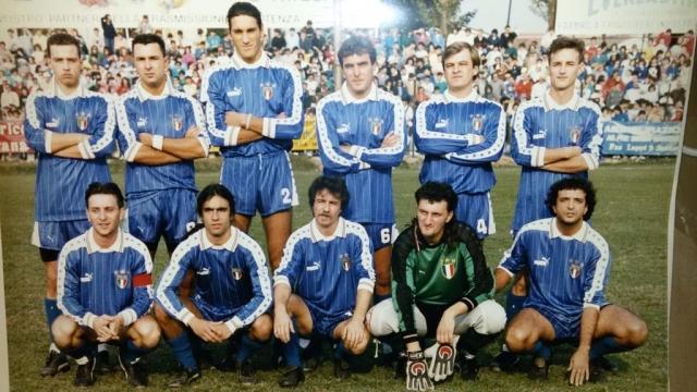 Formazione Nic 1986