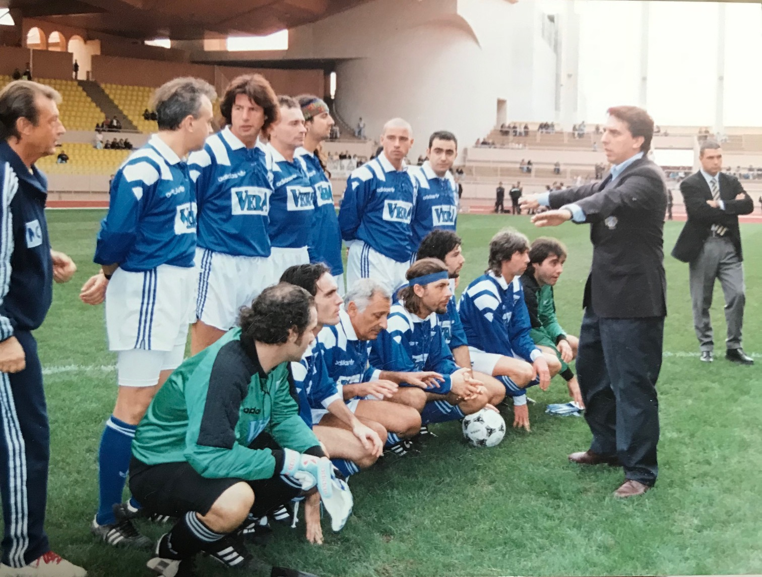 Montecarlo, il DG Pecchini schiera la squadra