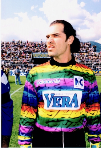 Francesco Baccini portiere NiC